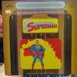 "Mike's Music ""Superman Vinyl"""