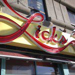 Lick's on the Danforth