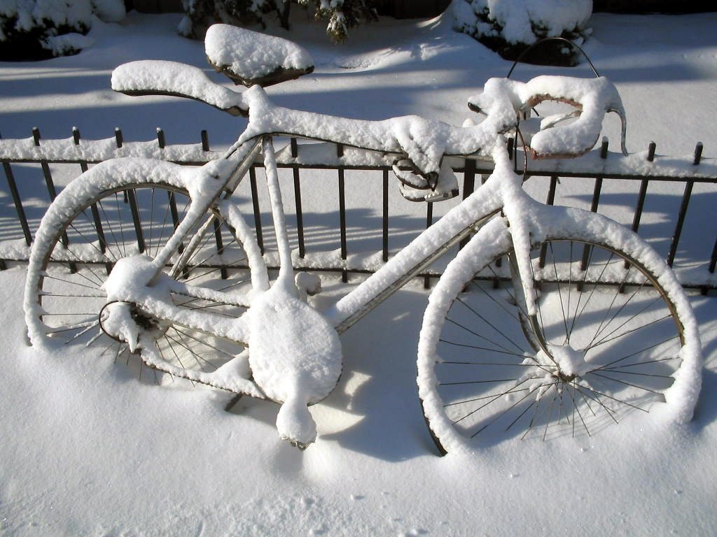 Frozen Wheels