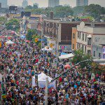 Photo provided by Howard Lichtman, media rep for Taste of the Danforth