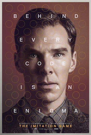 The Imitation Game directed by Morten Tyldum