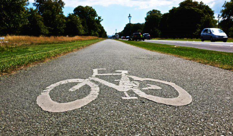 Bike Path Toronto