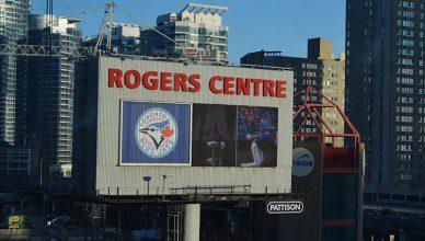 Rogers Centre, Toronto